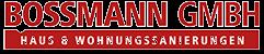 Bossmann Aachen-Maastricht | Sanierung und Renovierung aus einer Hand Logo